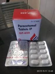 Paracetamol 650 Tablet