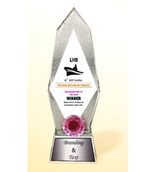 CG 454 Crystal Trophy