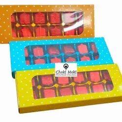 Rectangle Chocolate Cracker Gift Box