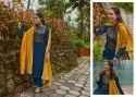 Deepsy Royal Touch Vol-2 Pure Silk Pashmina With Work Suits Catalog