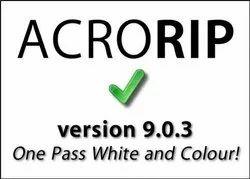 AcroRIP 9.0.3 Software For Petfilm Printing L1800 And P600, Windows