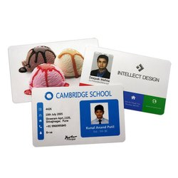 UV Spot PVC Card Printing Service, in Off Site
