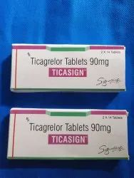 Ticagrelor 90 Mg