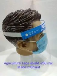 Agricultural Face Shield -250 Mic