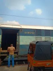 Train Cargo Agents Services