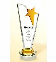CG 359 Crystal Trophy