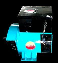 Three Phase 1500 Semi brusless transformer type Alternator, Voltage: 415, 20 Kva