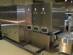 Hot Air Sterilization & Depyrogenation Tunnel