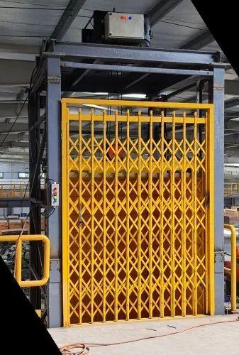 Goods Lift (G 1 Auto Panel)