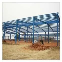 Commercial Mild Steel PEB Structures Fabrication Service, in Local Area