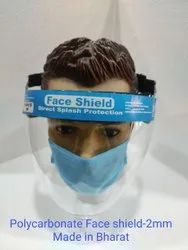Polycarbonate Face Shield - 2mm
