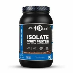 HealthOxide Whey Protein Isolate Chocolate 1 kg