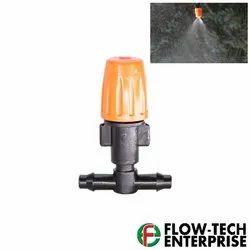 Adjustable Plastic Spray Nozzle