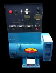 Mild Steel 400 amp direct welding alternator, For Commercial, Automation Grade: Semi-Automatic