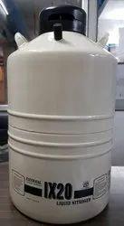 IX-20 Liquid Nitrogen Container