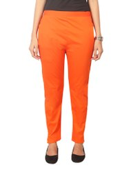 Plain Palazzo Pants Women Cotton Trouser