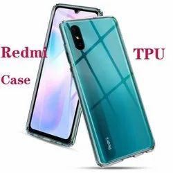 TPU Redmi Transparent Mobile Back Cover