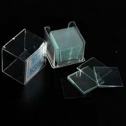 18 x 18 MM Cover Glass