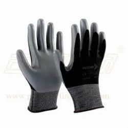 Nitrile Coated Hand Gloves MALLCOM