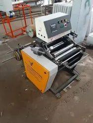 Aluminum Foil Rewinder Machine
