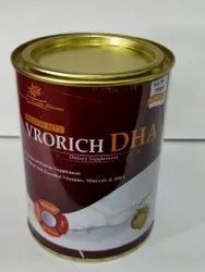 Protein Powder with DHA ( Vanila Flavour)