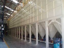Grains Handling Systems - Turnkey Projects