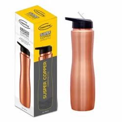 Pure Copper Sipper Bottle