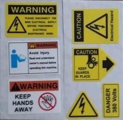 Plant & Machinery Warning Symbols