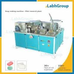 Soap Making Machine - Pilot Research Plant, Production Capacity: Up To 10 Kg Per Batch