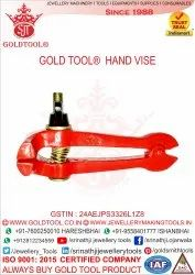 Gold Tool Hand Vice