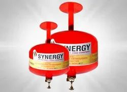 Synergy A B C Dry Powder Type AUTOMATIC MODULAR FIRE EXTINGUISHER