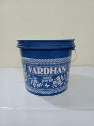 water plastic bucket