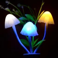 Mushroom Kids Night LED Light