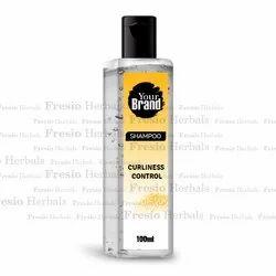 Curliness Control Shampoo