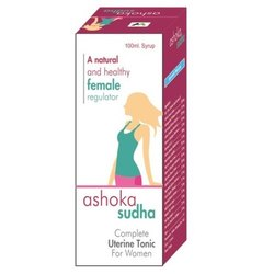 Ashoka Sudha Uterine Syrup For Women