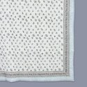 Hand block print jaipuri Reversible Quilt