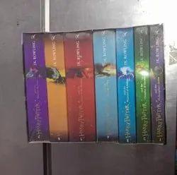 Fiction English Harry Potter Box set 7 Books in Box, J.k. Rowling