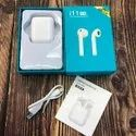 i 11  Bluetooth Headset Twin Earbuds wIith Charger Box