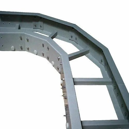 Galvanized Steel Pre-Galvanized Raceway Cable Tray, Sheet Thickness: 2 Mm - 3 Mm, Size: 2.5 m Long