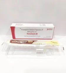 Enoxaparin Sodium 60 mg Injection IP