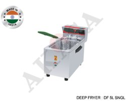 Akasa Indian Electric Deep Fryers 5Ltrs