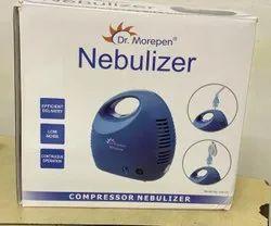 CN-10 Dr Morepen Compressor Nebulizer Medical Machine