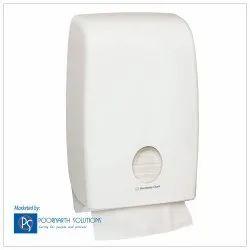 Kimberly Clark M-Fold Towel Dispenser