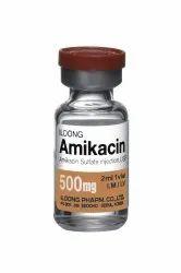Amicin 500mg Injection