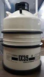 IX-35 Liquid Nitrogen Container