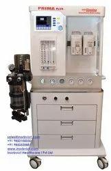 Genuine Anaesthesia Workstation, Model Number: Prima Plus
