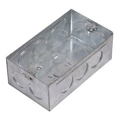 4 Module Modular Concealed Electrical Box