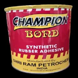 500 ML Champion Synthetic Rubber Adhesive, Tin Can