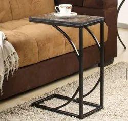 Brown Ms Tea Table, Size: 2.5 X 1 X 1.5 Feet