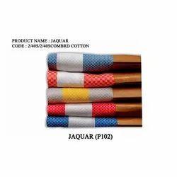 Rainbow Colour Multicolor Jaquar Cotton Printed Towel, 250-350 GSM, Size: 30x60 Inches